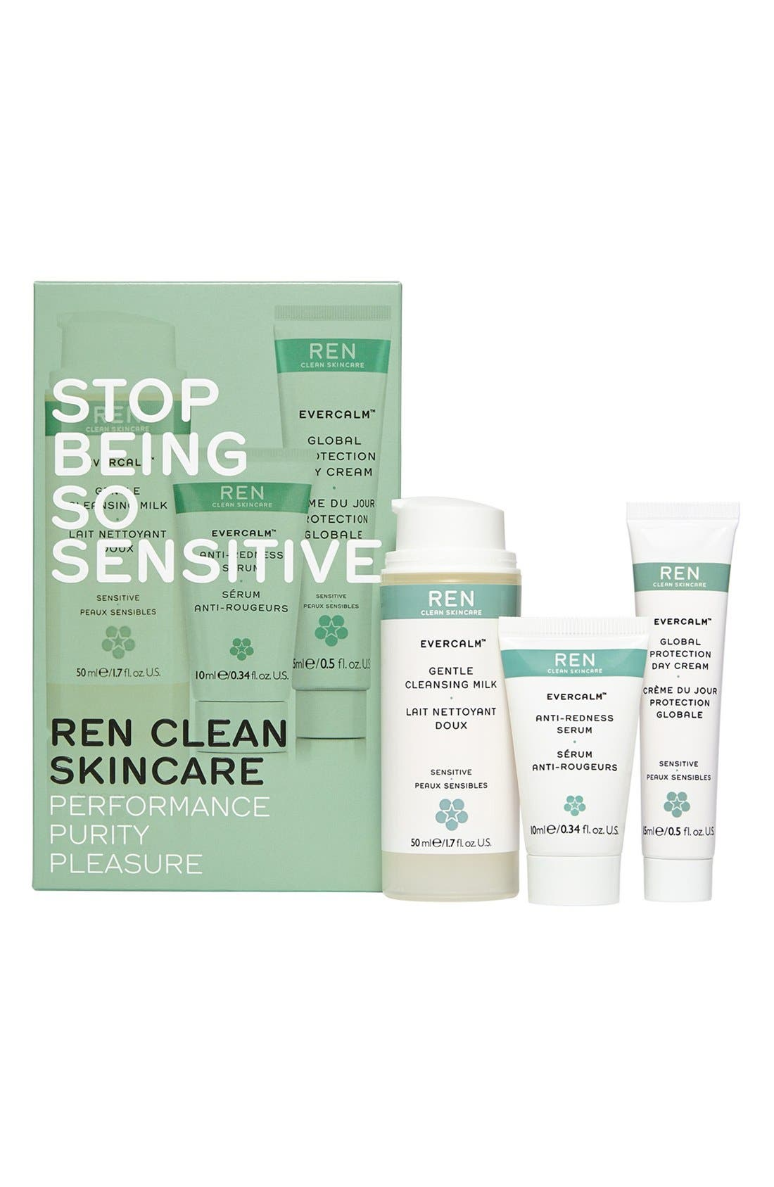 SPACE.NK.apothecary REN Evercalm™ Starter Set ($38 Value)