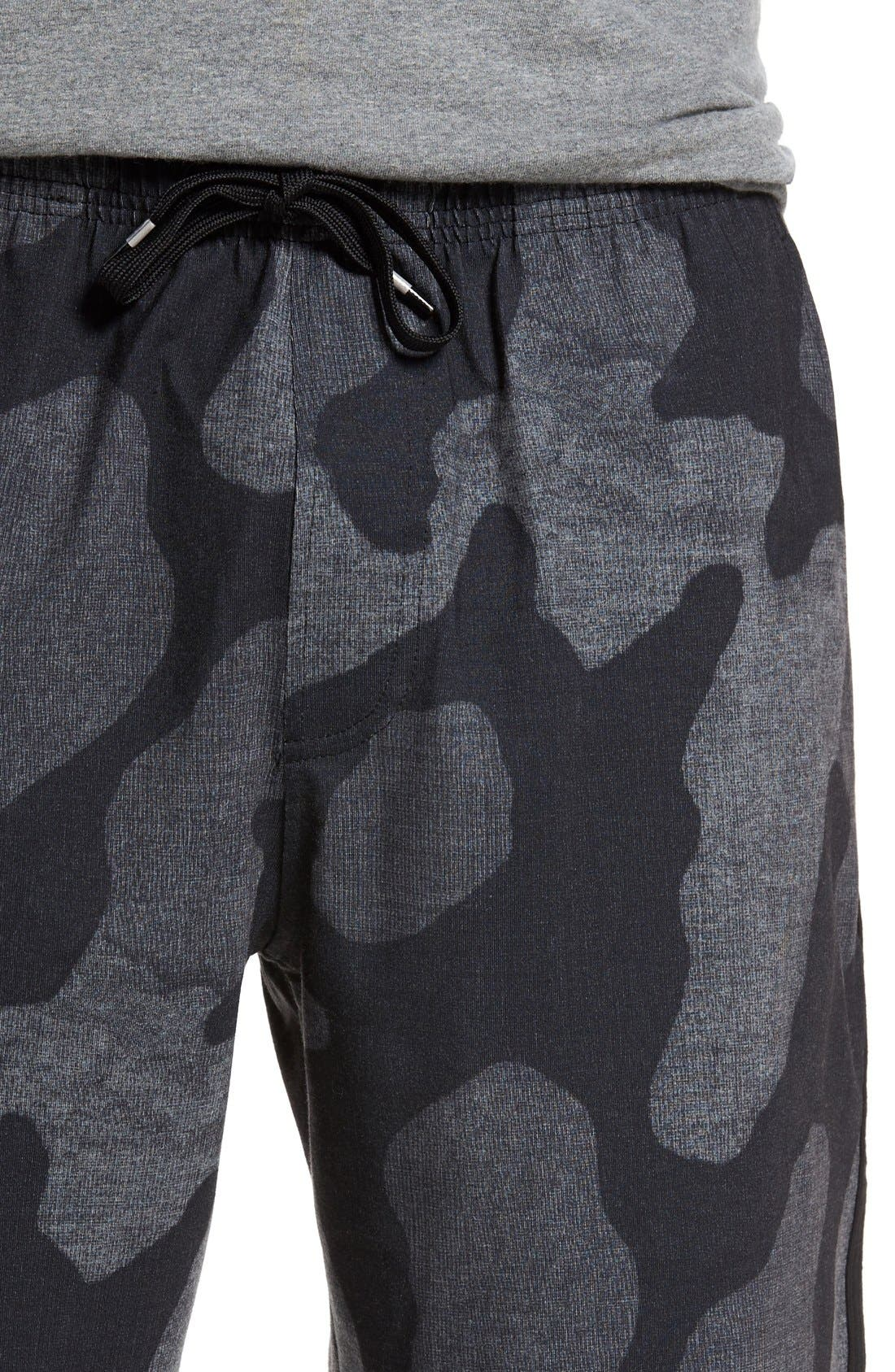 Alternate Image 4  - RVCA 'VA Sport' Athletic Shorts