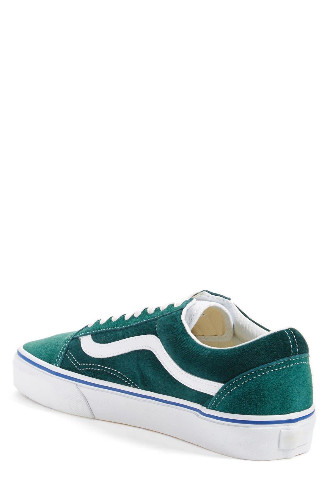 Alternate Image 3  - Vans 'Old Skool' Velvet Sneaker (Men) (Nordstrom Exclusive)
