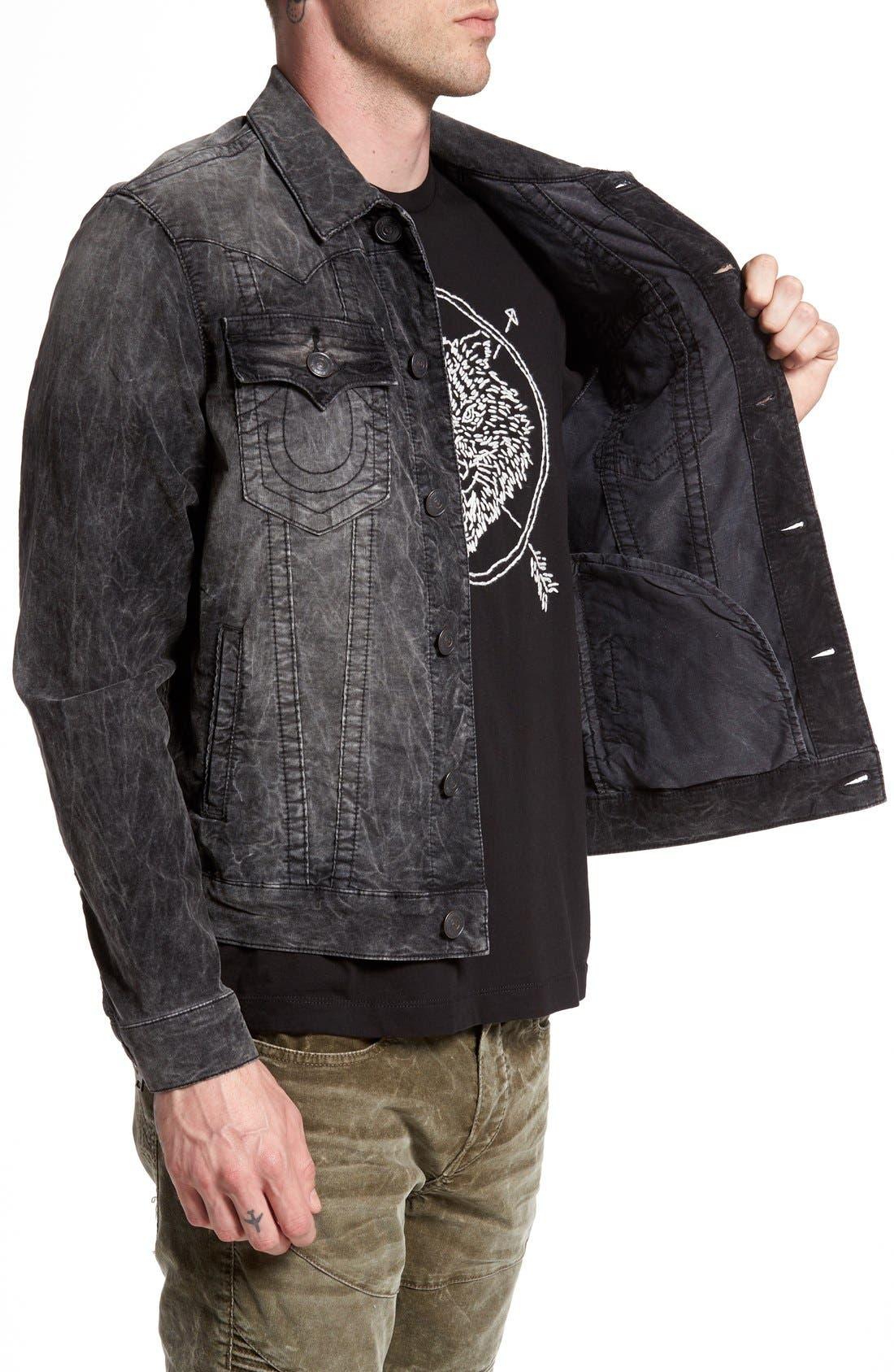 Alternate Image 3  - True Religion Brand Jeans 'Jimmy' Corduroy Western Jacket
