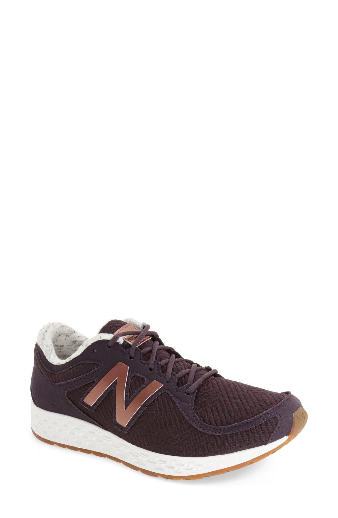 Alternate Image 1 Selected - New Balance 'Fresh Foam Zante' Sneaker (Women)