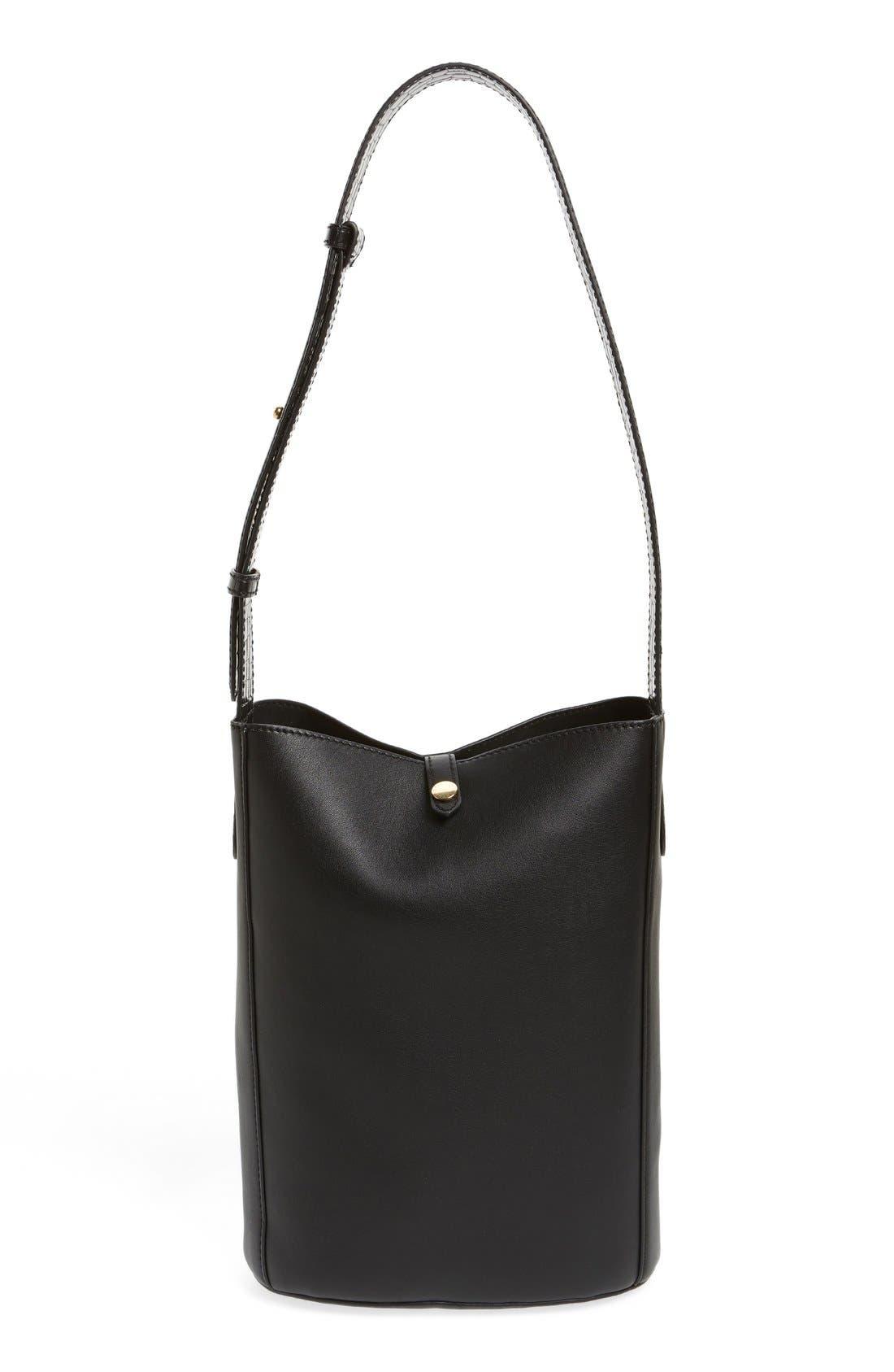 Alternate Image 3  - Stella McCartney 'Medium Ring' Faux Nappa Leather Bucket Bag