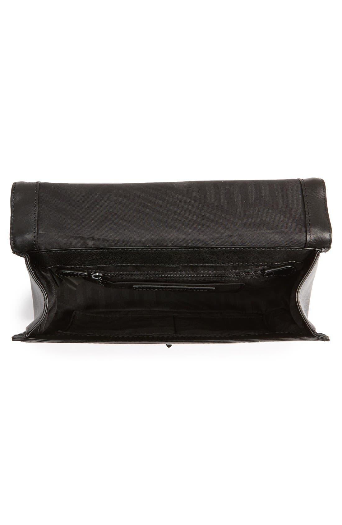 Alternate Image 4  - Rebecca Minkoff Love Leather Crossbody Bag