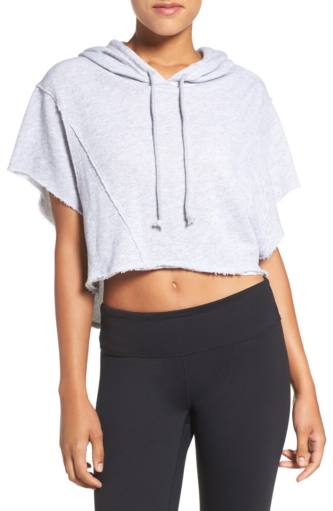 Main Image - Free People 'Lost & Found' Crop Top