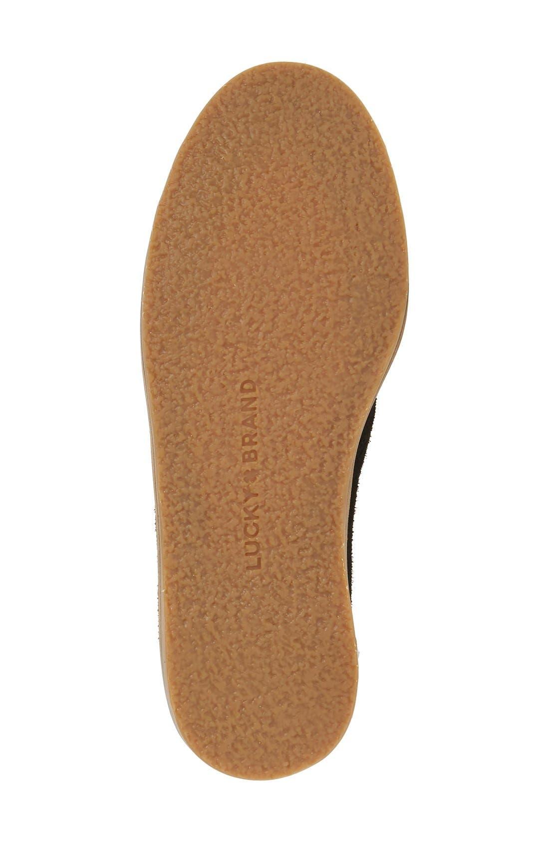 Alternate Image 4  - Lucky Brand 'Ashbee' Chukka Boot (Women)