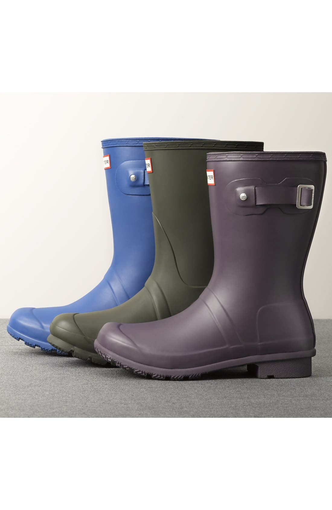 Alternate Image 7  - Hunter Original Tour Short Packable Rain Boot (Women)