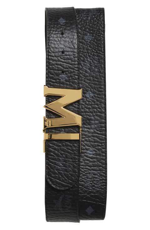MCM 'Vistos' Leather Belt
