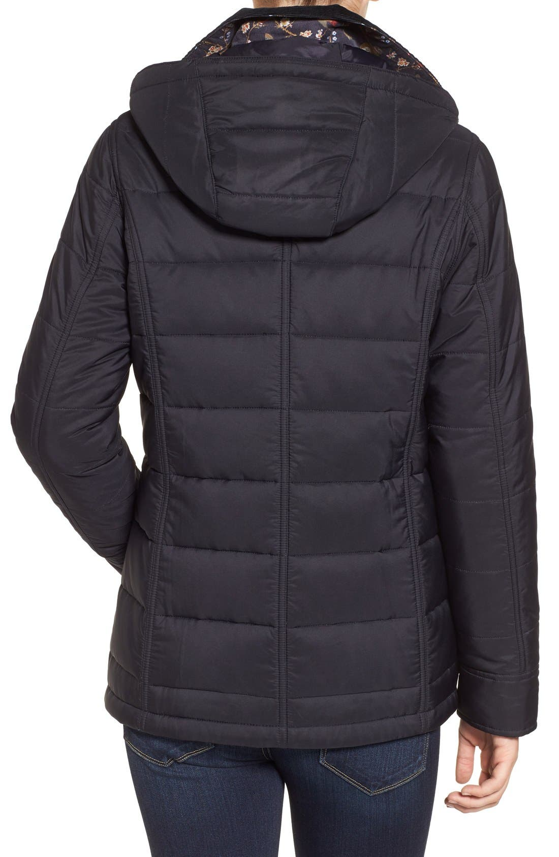 Alternate Image 2  - Barbour 'Ilkley' Water Resistant Quilted Jacket