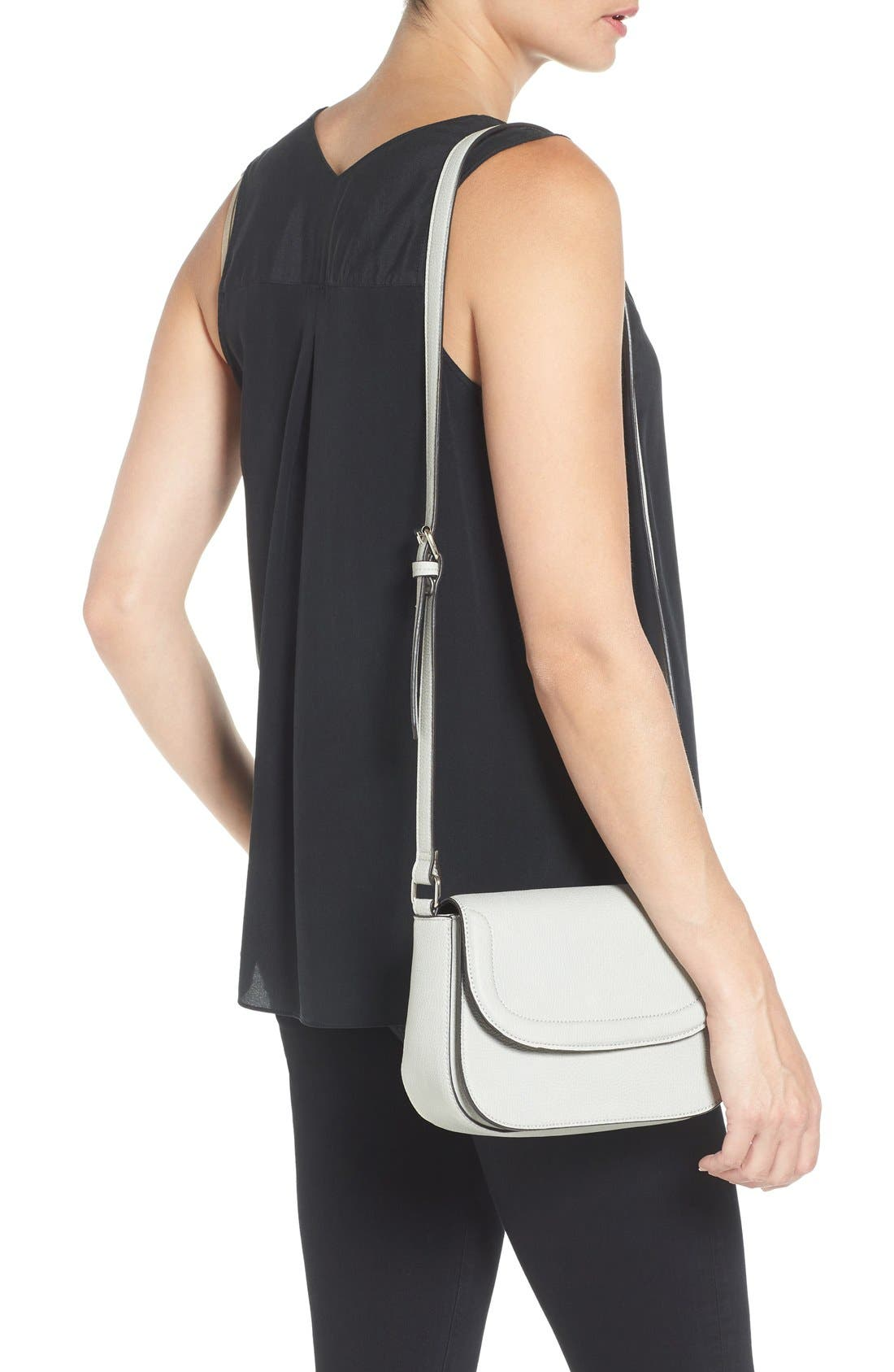 Alternate Image 2  - BP. Faux Leather Crossbody Bag