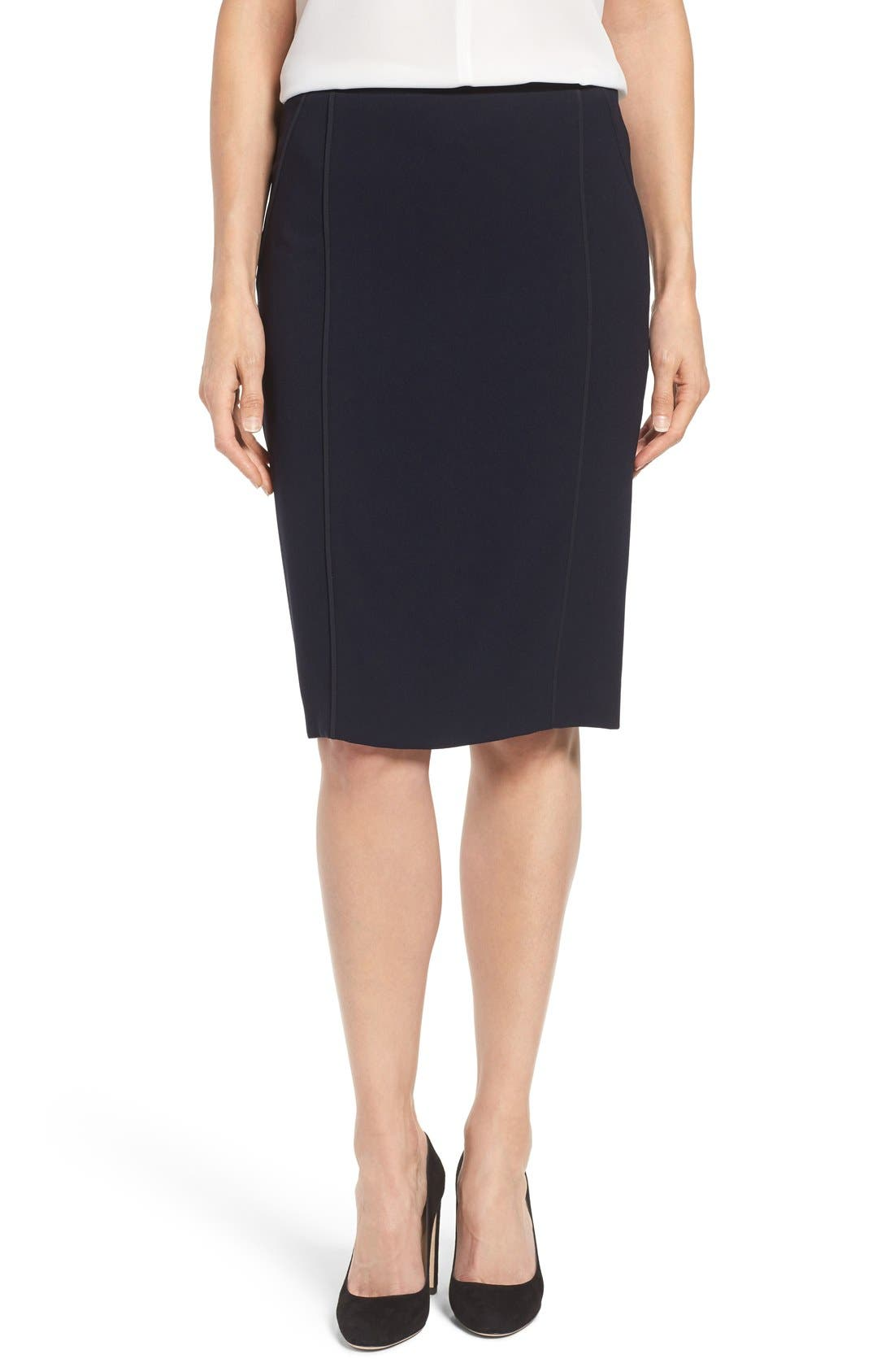 Alternate Image 1 Selected - Elie Tahari 'Jasper' Pencil Skirt