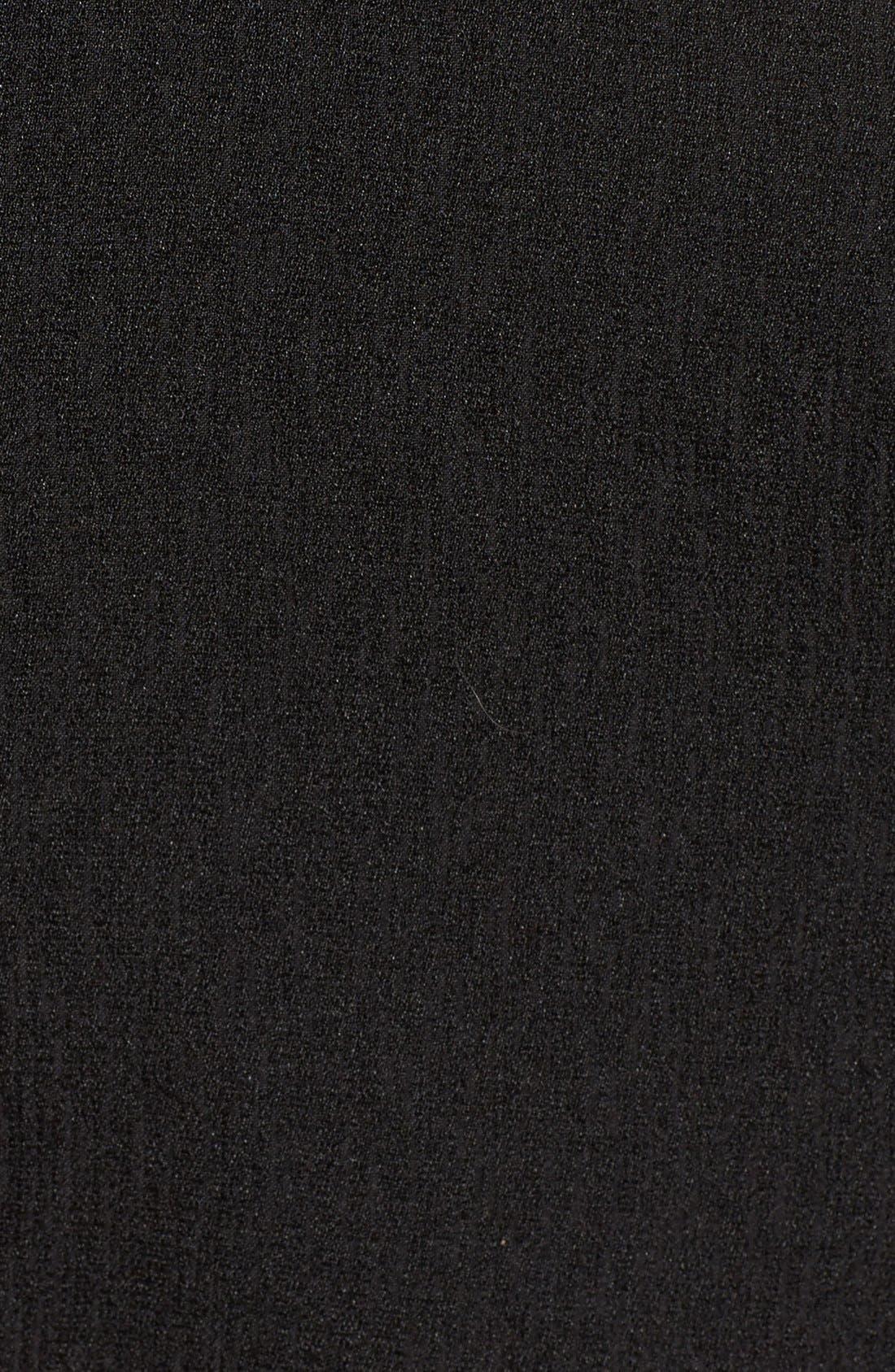 Alternate Image 6  - Keepsake the Label 'Two Fold' Off the Shoulder Minidress