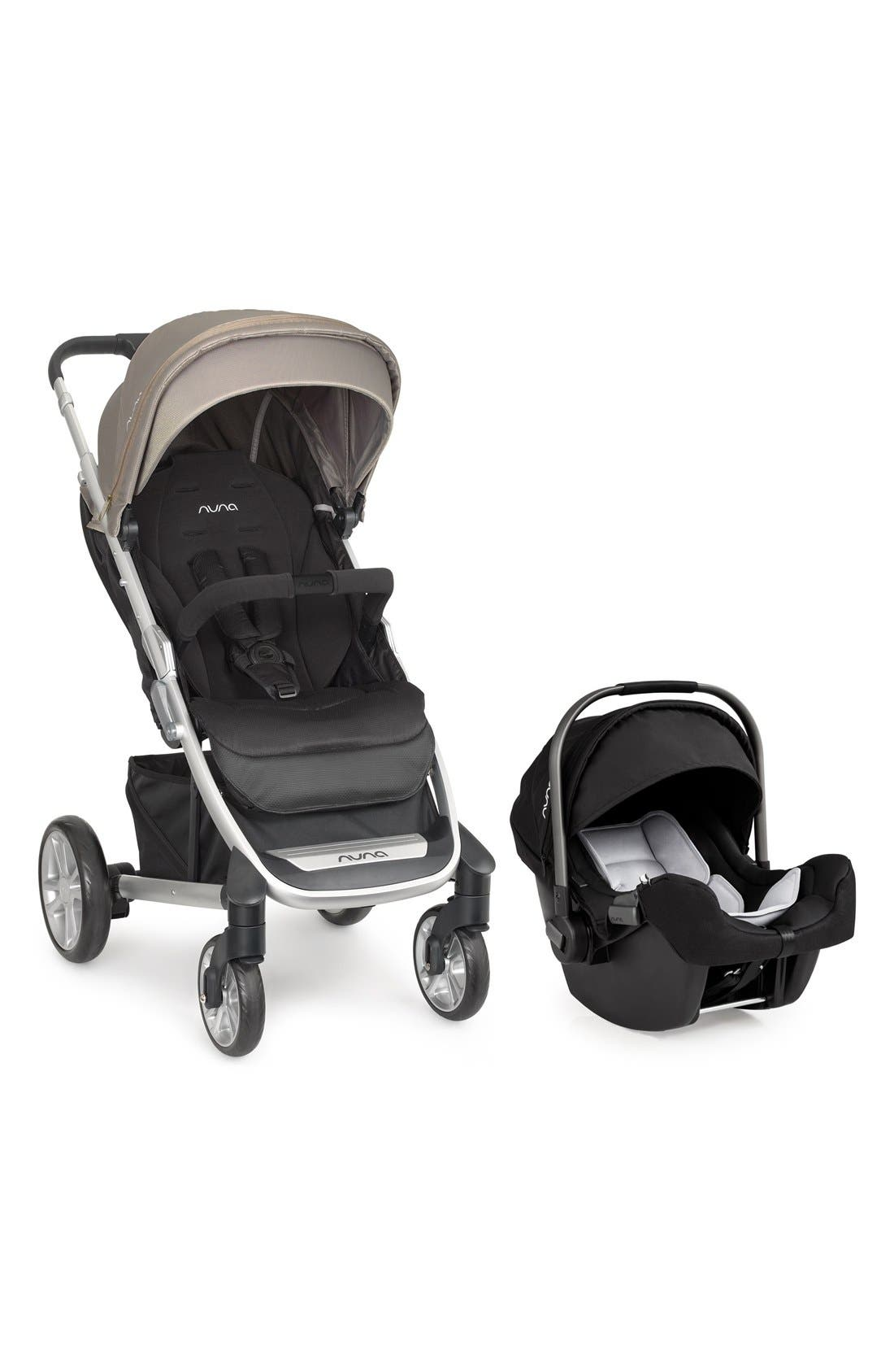 nuna 'TAVO™' Travel System (Stroller, Car Seat & Base)