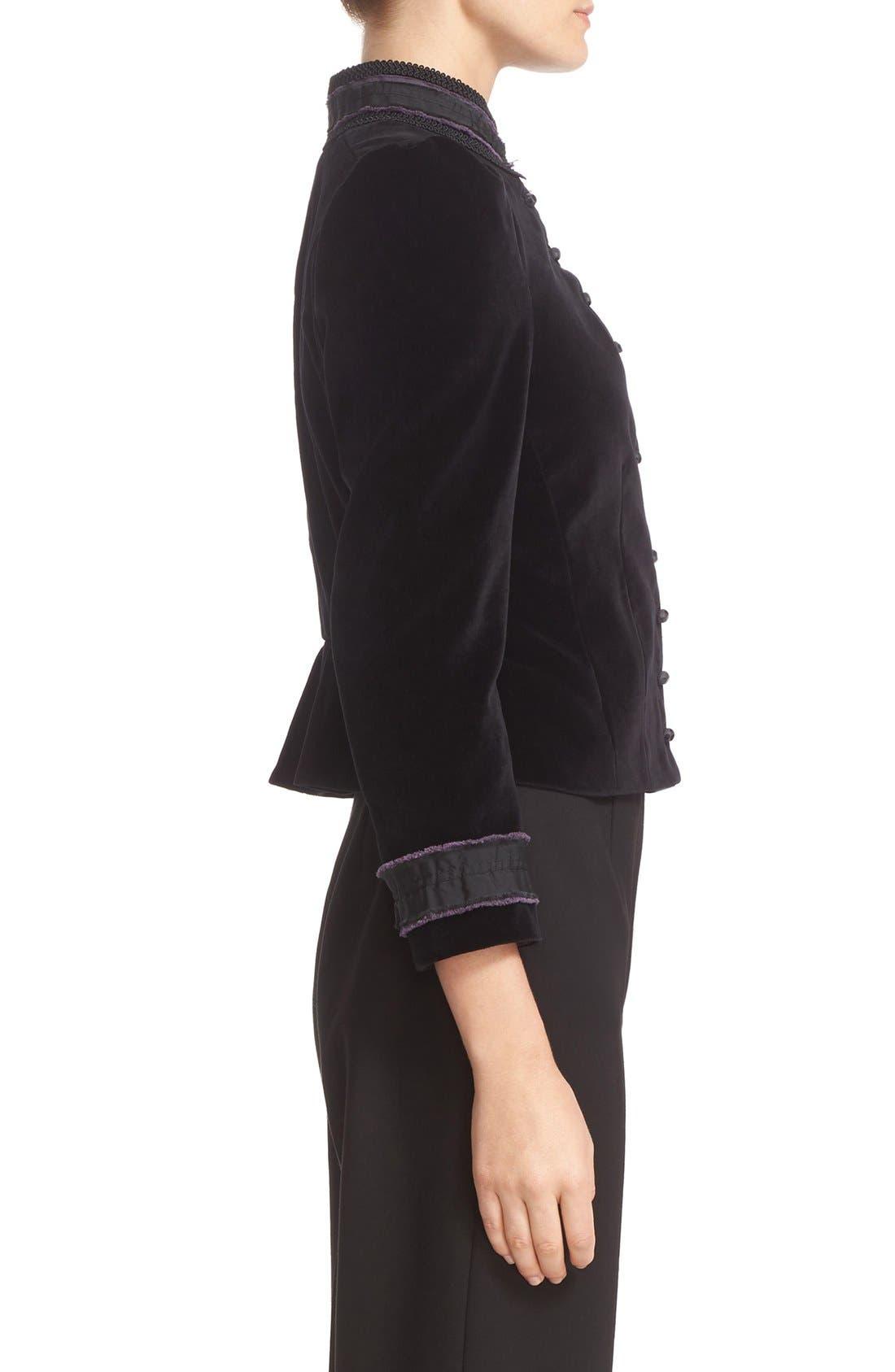 Alternate Image 5  - MARC JACOBS Cotton Velvet Victorian Jacket