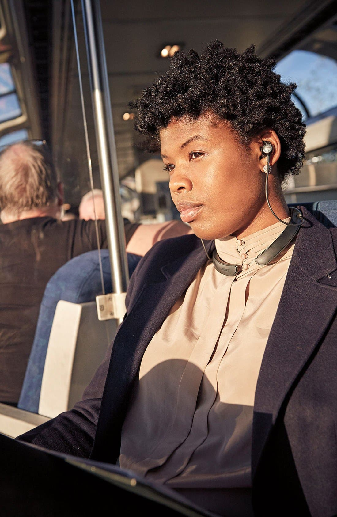 Alternate Image 16  - Bose® QuietControl® 30 In-Ear Noise Canceling Wireless Headphones