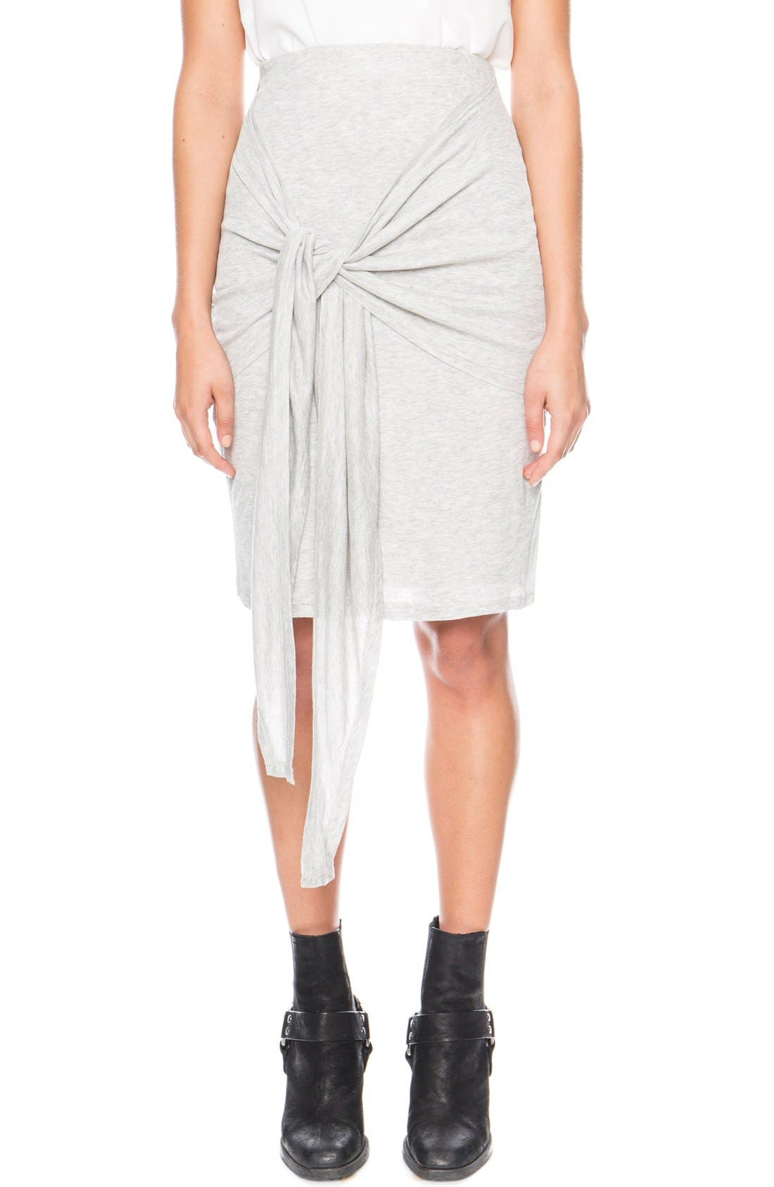Alternate Image 1 Selected - The Fifth Label 'Discovery' Knit Pencil Skirt