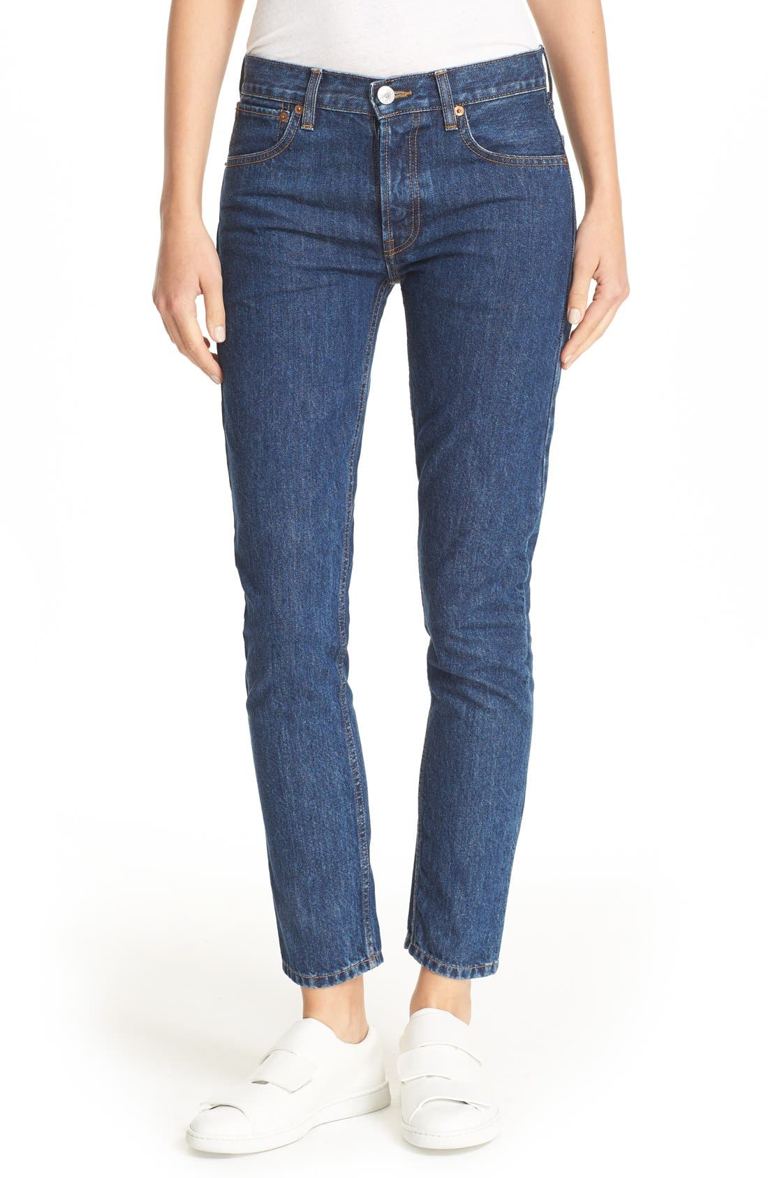 Alternate Image 1 Selected - Re/Done 'Originals' Skinny Jeans