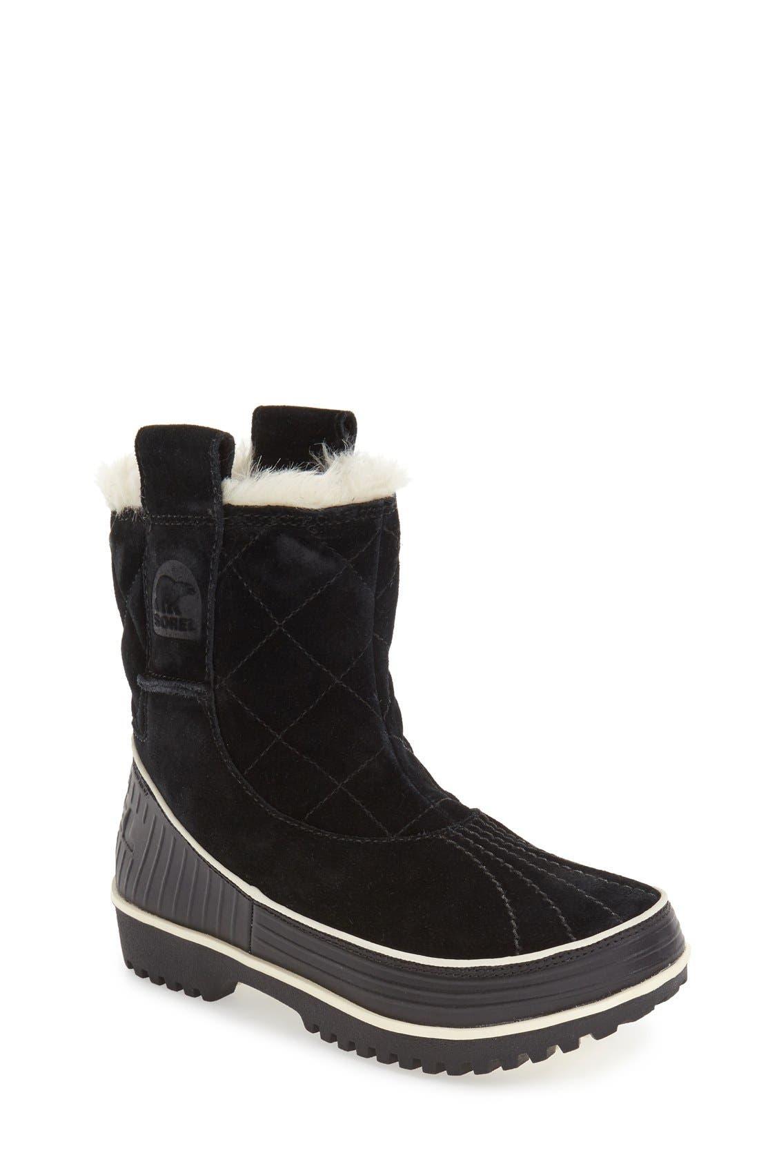 Alternate Image 1 Selected - SOREL 'Tivoli II' Waterproof Snow Boot (Women)