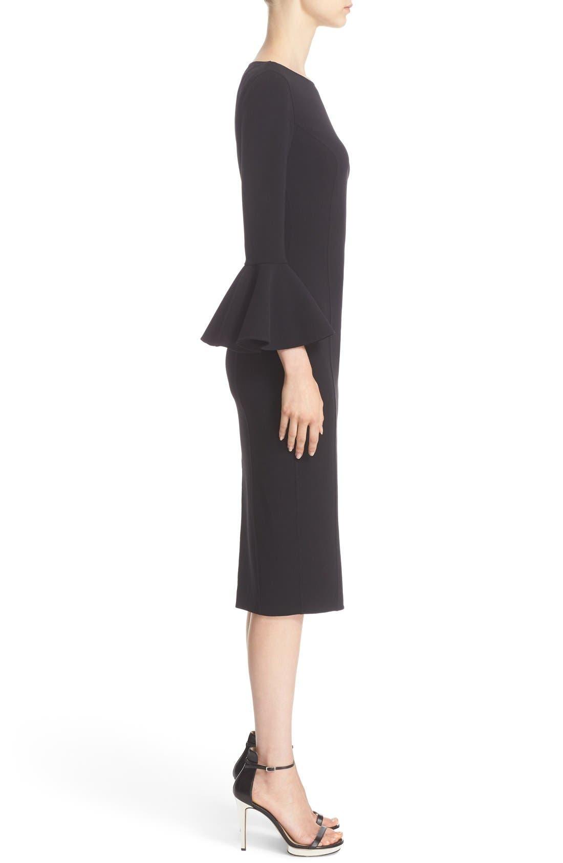 Alternate Image 5  - Michael Kors Bell Sleeve Sheath Dress