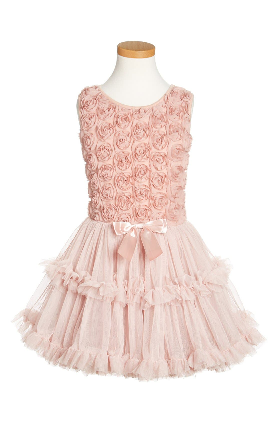 Popatu Rosebud Pettidress (Toddlers & Little Girls)