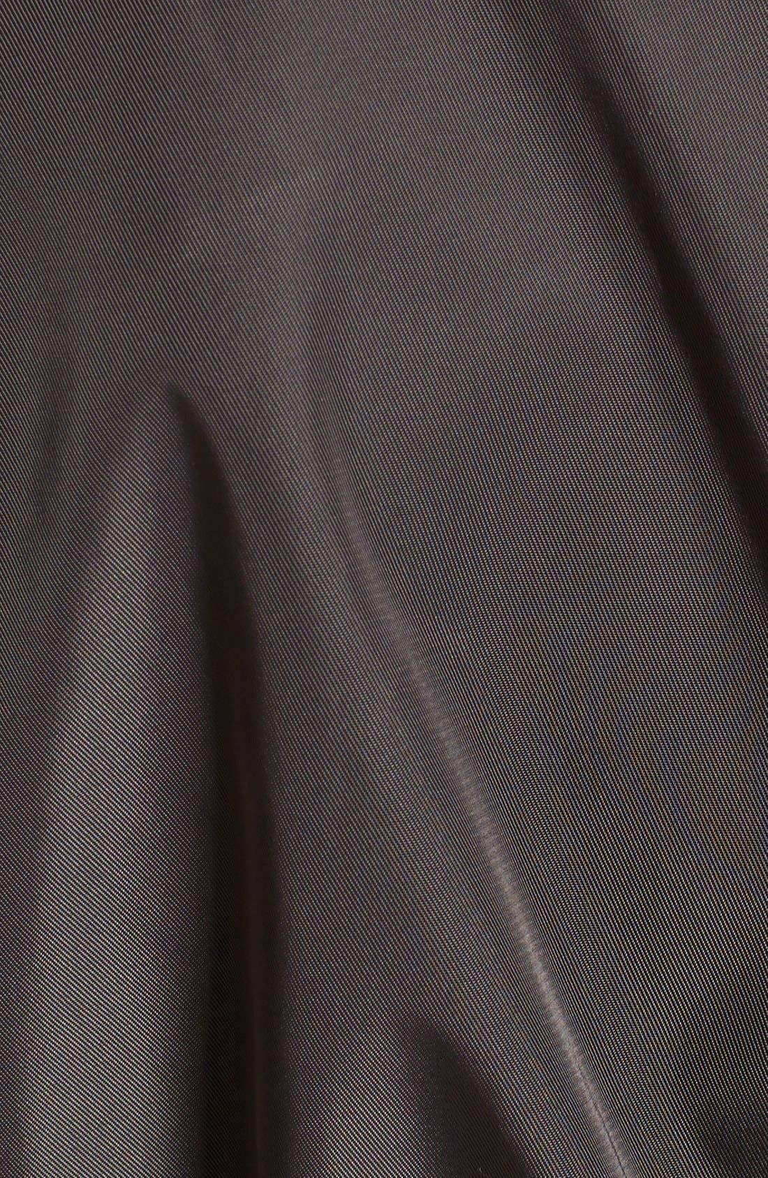 Alternate Image 5  - Kristen Blake Water Repellent Trench Coat