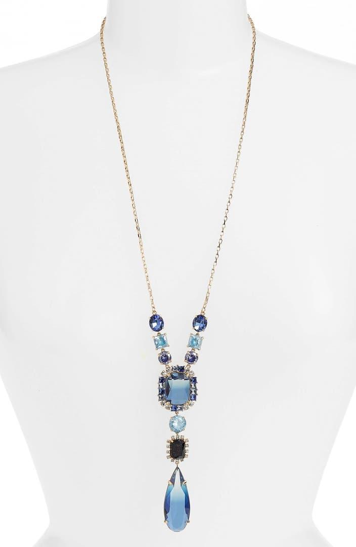 kate spade new york color crush pendant necklace nordstrom. Black Bedroom Furniture Sets. Home Design Ideas