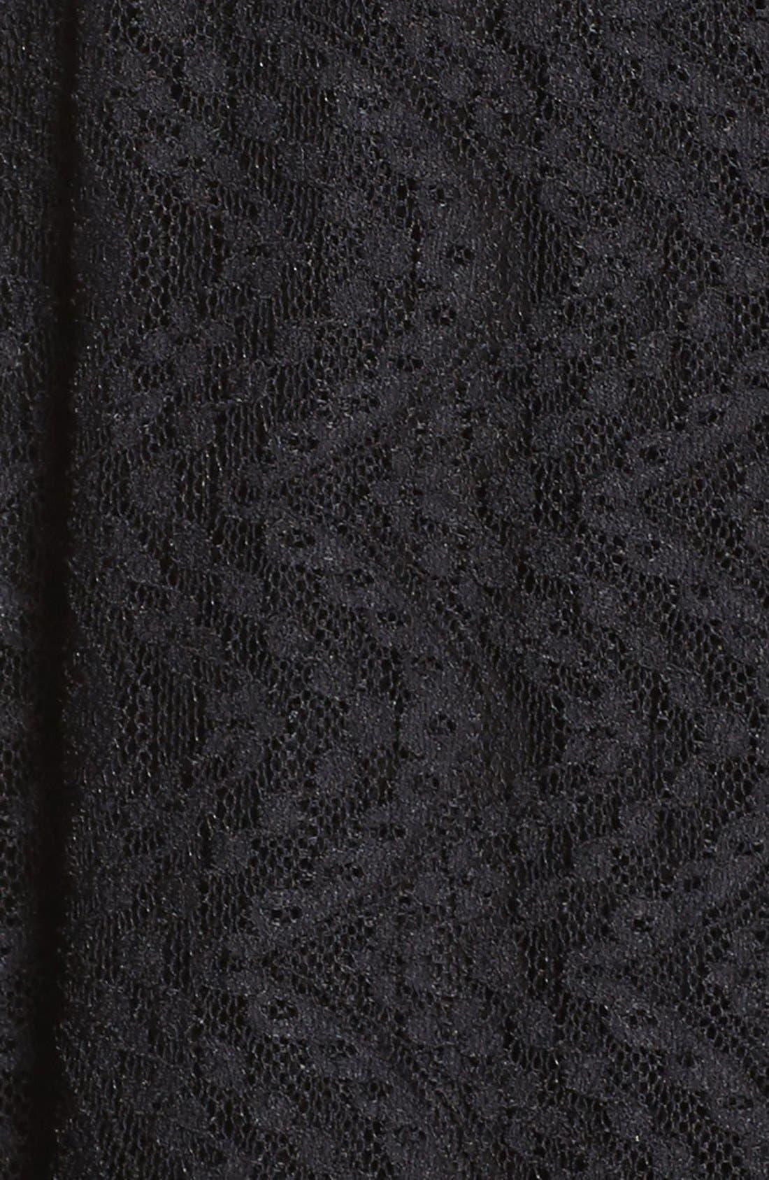 Alternate Image 5  - Ali & Jay Lace Fit & Flare Maxi Dress