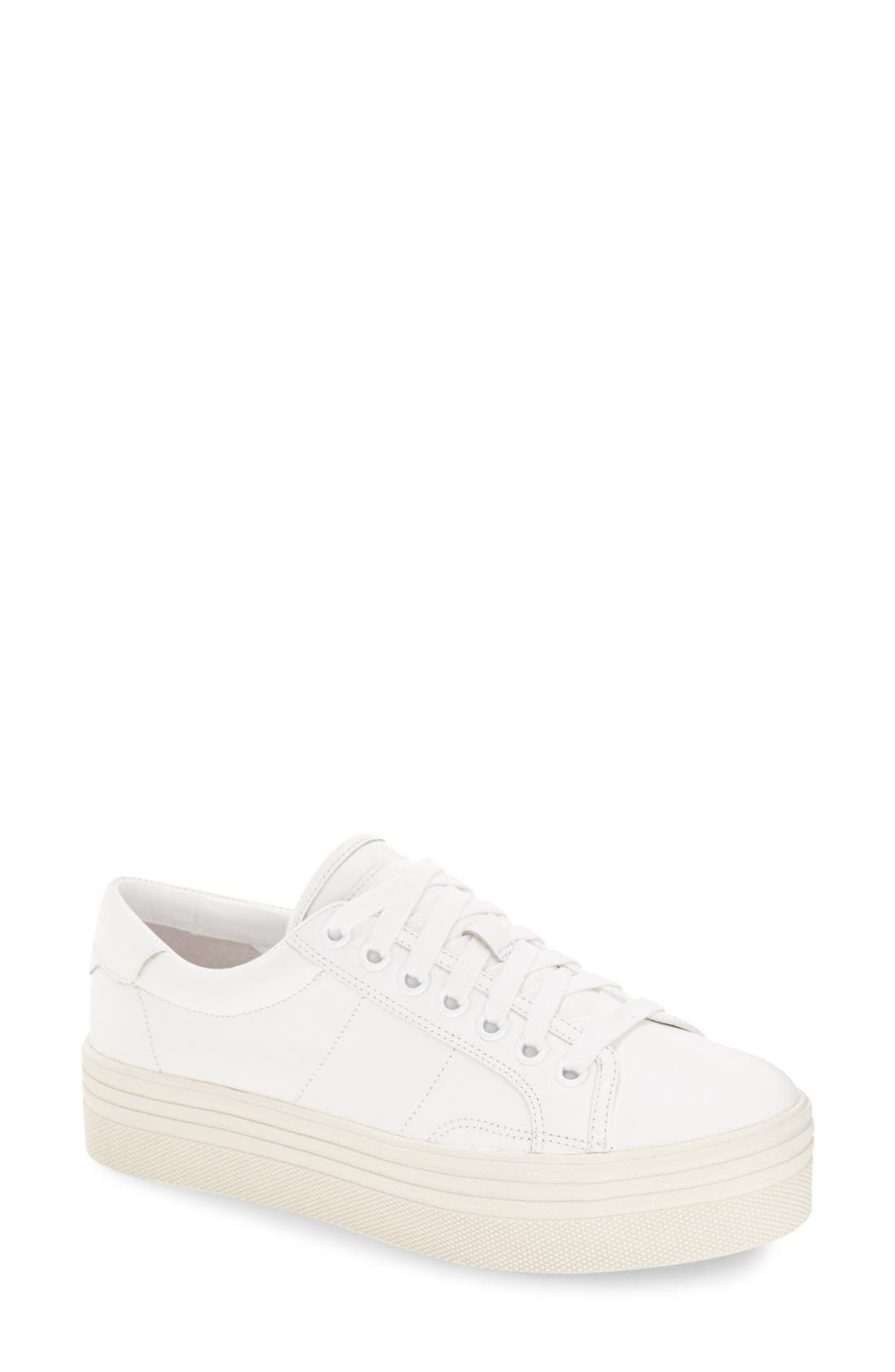 Marc Fisher LTD Emmy Platform Sneaker (Women)