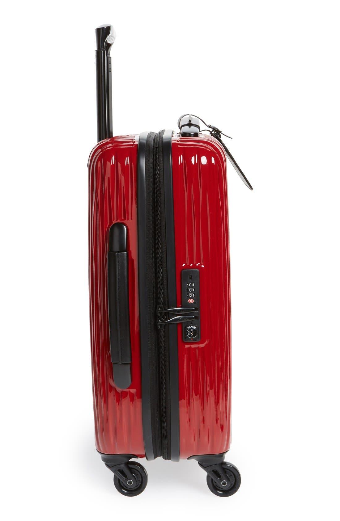 Alternate Image 4  - Longchamp 'Fairval' Four-Wheeled Hard Shell Suitcase (22 Inch)