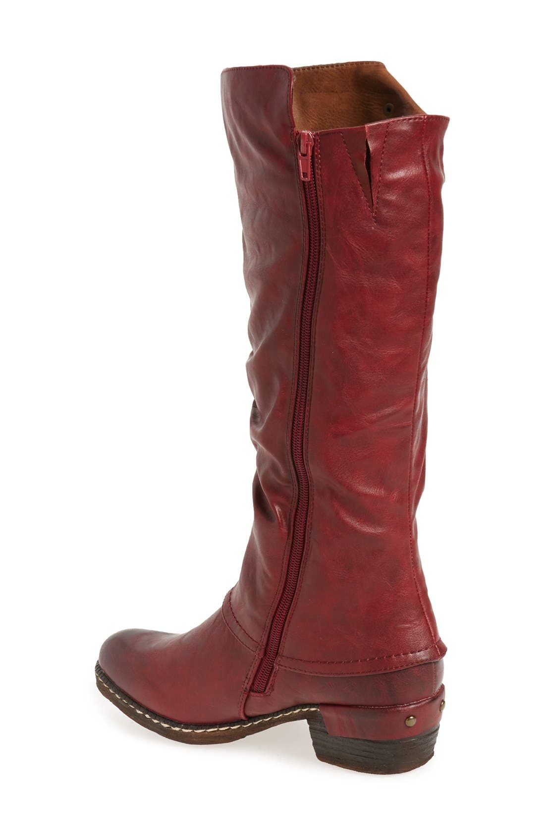 Alternate Image 2  - Rieker Antistress 'Bernadette 55' Slightly Slouchy All Weather Boot (Women)