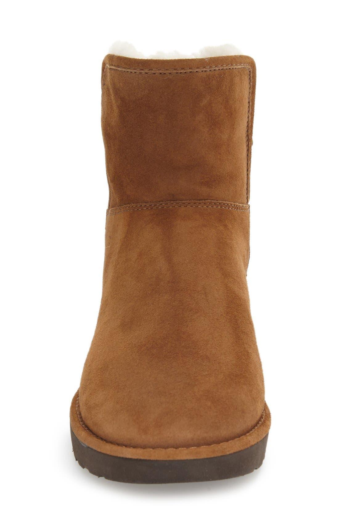 Alternate Image 3  - UGG® Abree II Mini Boot (Women)