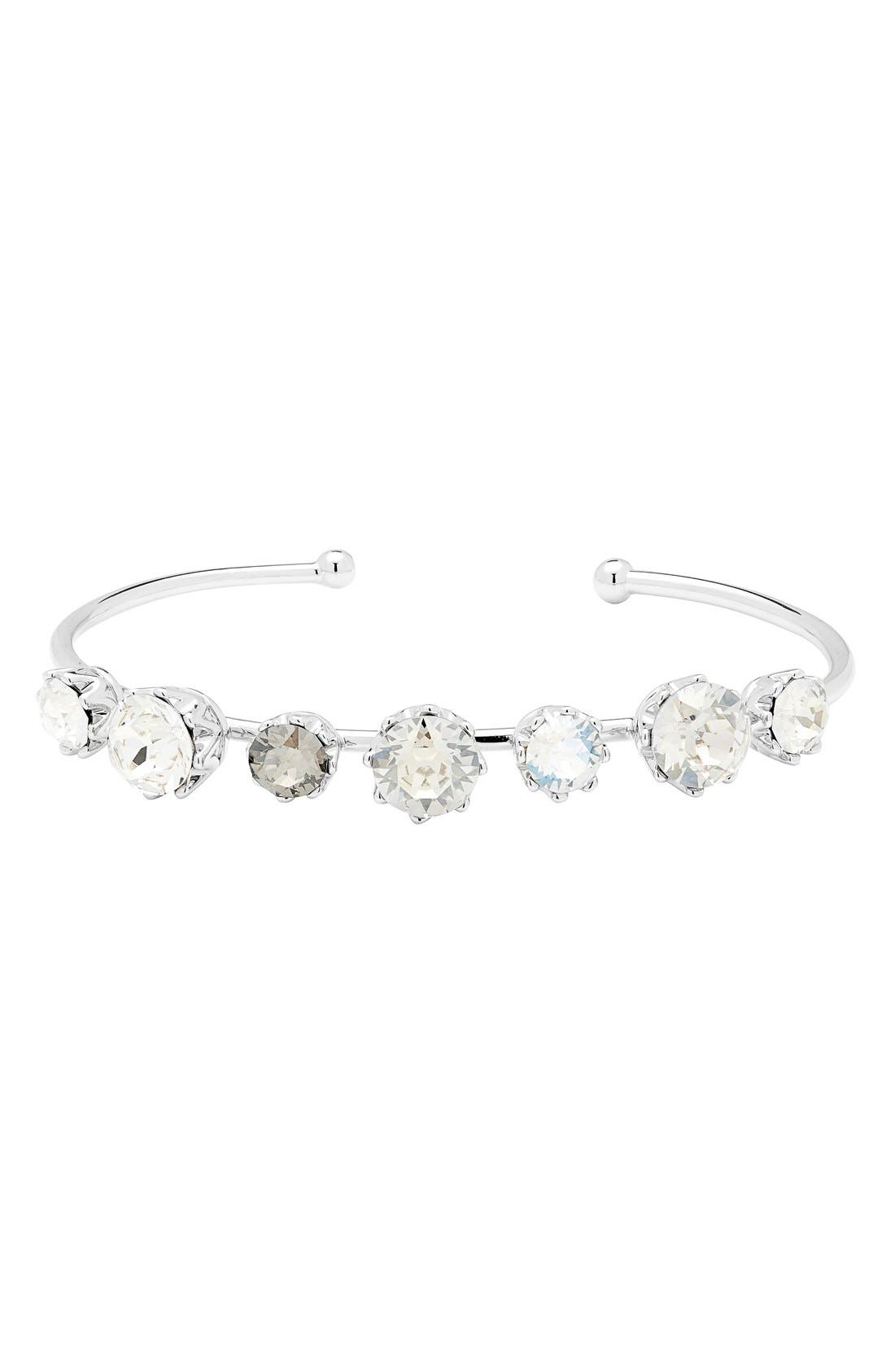 Alternate Image 1 Selected - Ted Baker London Cheska Crystal Fine Cuff