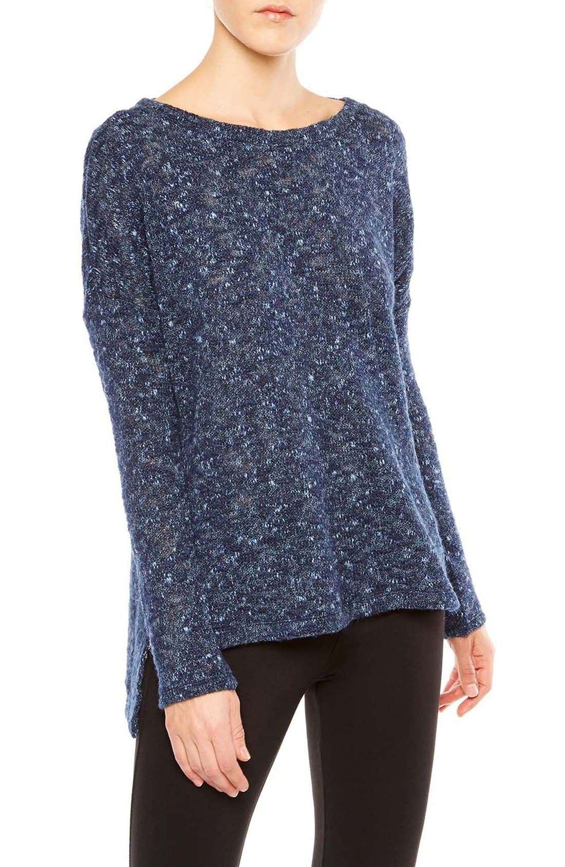 Alternate Image 1 Selected - Sanctuary 'Easy Street' High/Low Pullover