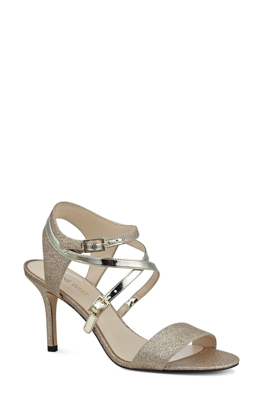 NINE WEST 'Gypsee' Strappy Sandal