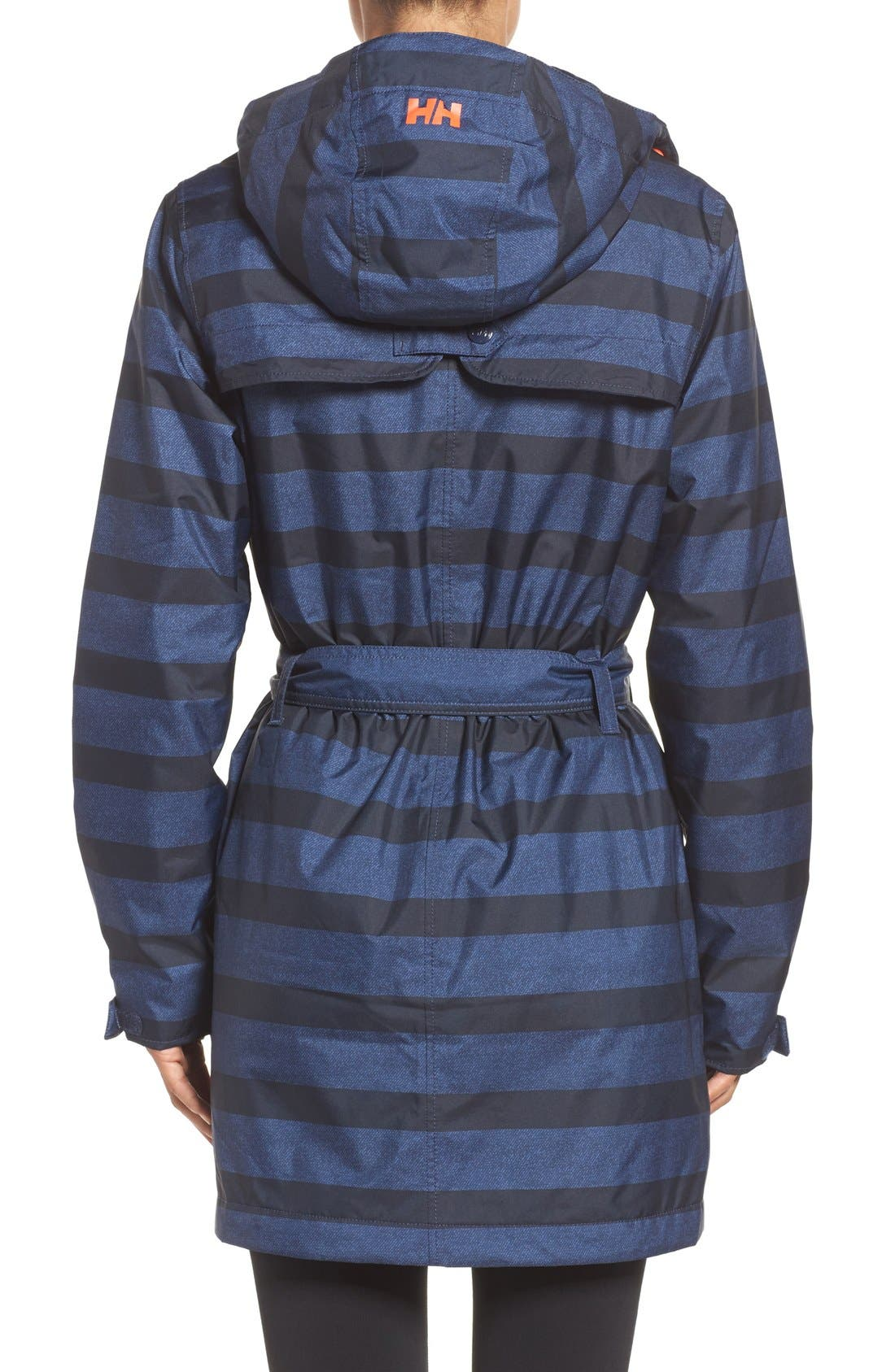 Alternate Image 2  - HellyHansen 'Lyness' Insulated Waterproof Coat