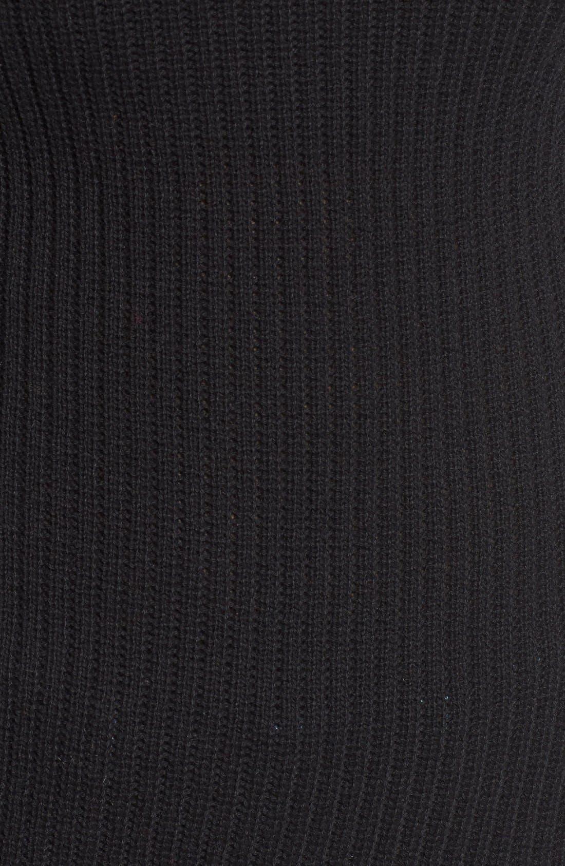 Alternate Image 5  - BP. Mock Neck Sweater