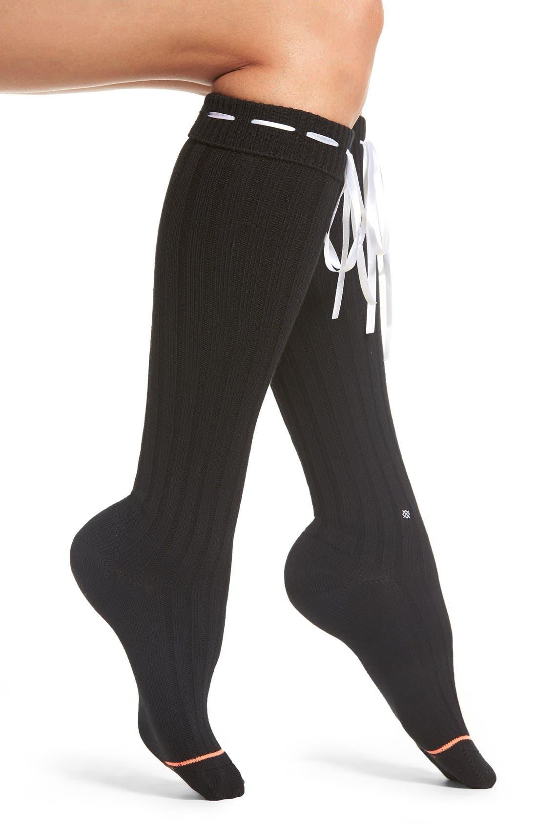 Alternate Image 1 Selected - Stance Dolores Knee High Socks