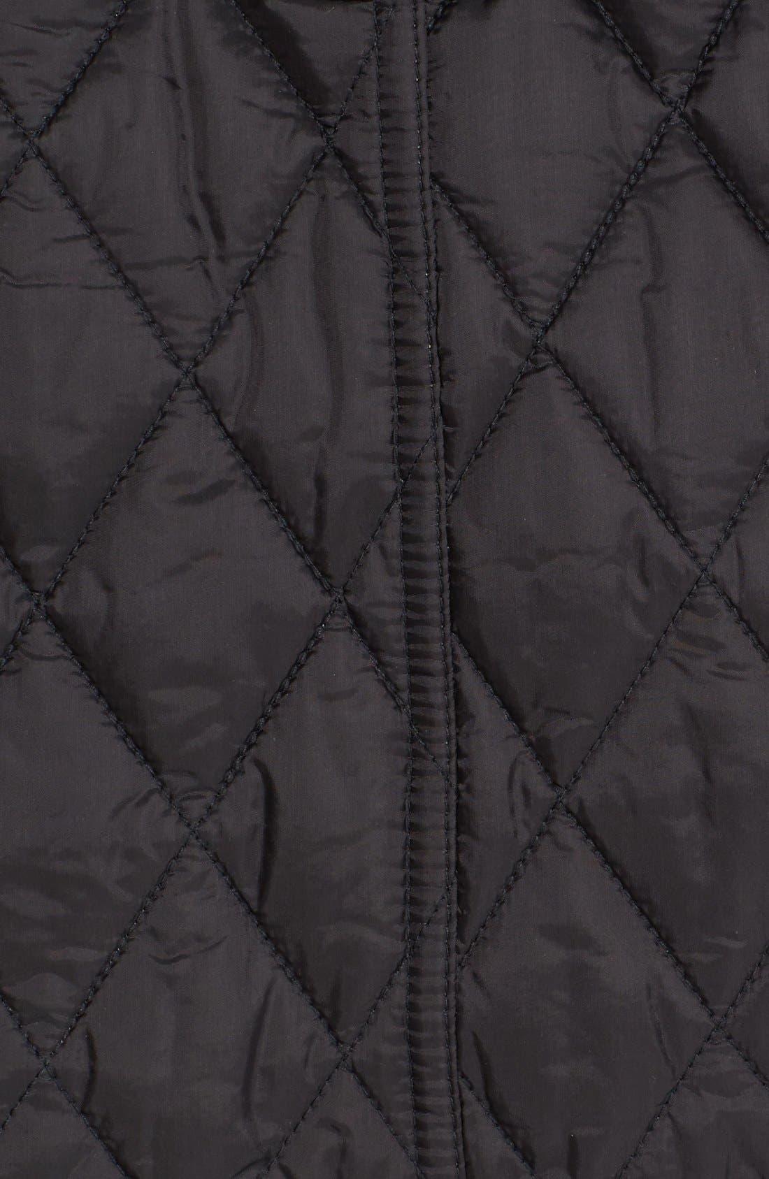 Alternate Image 3  - BurberryFinsbridge Short Quilted Jacket