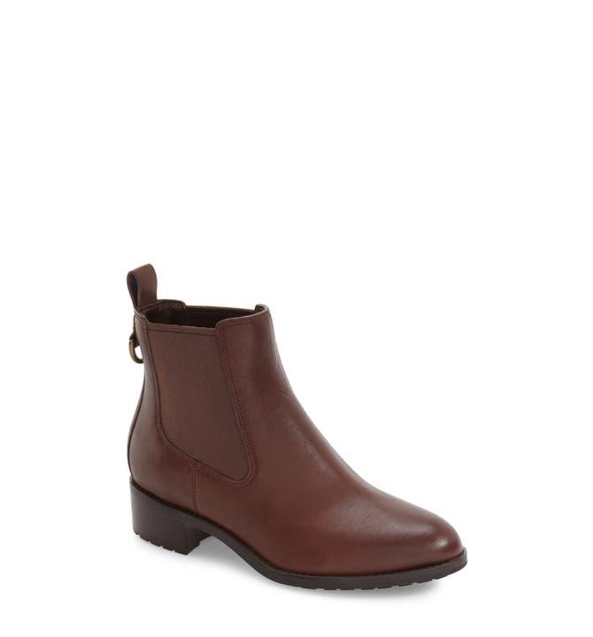 Cole Haan \'Newburg\' Waterproof Chelsea Boot (Women) | Nordstrom