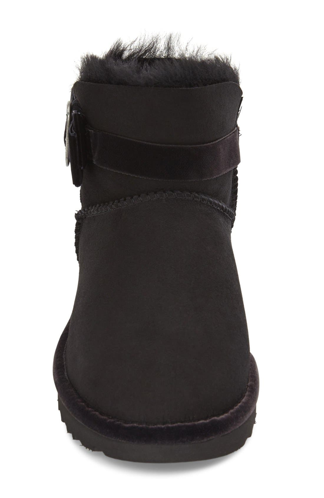 Alternate Image 3  - UGG® Karlie Brooch Bootie (Women)