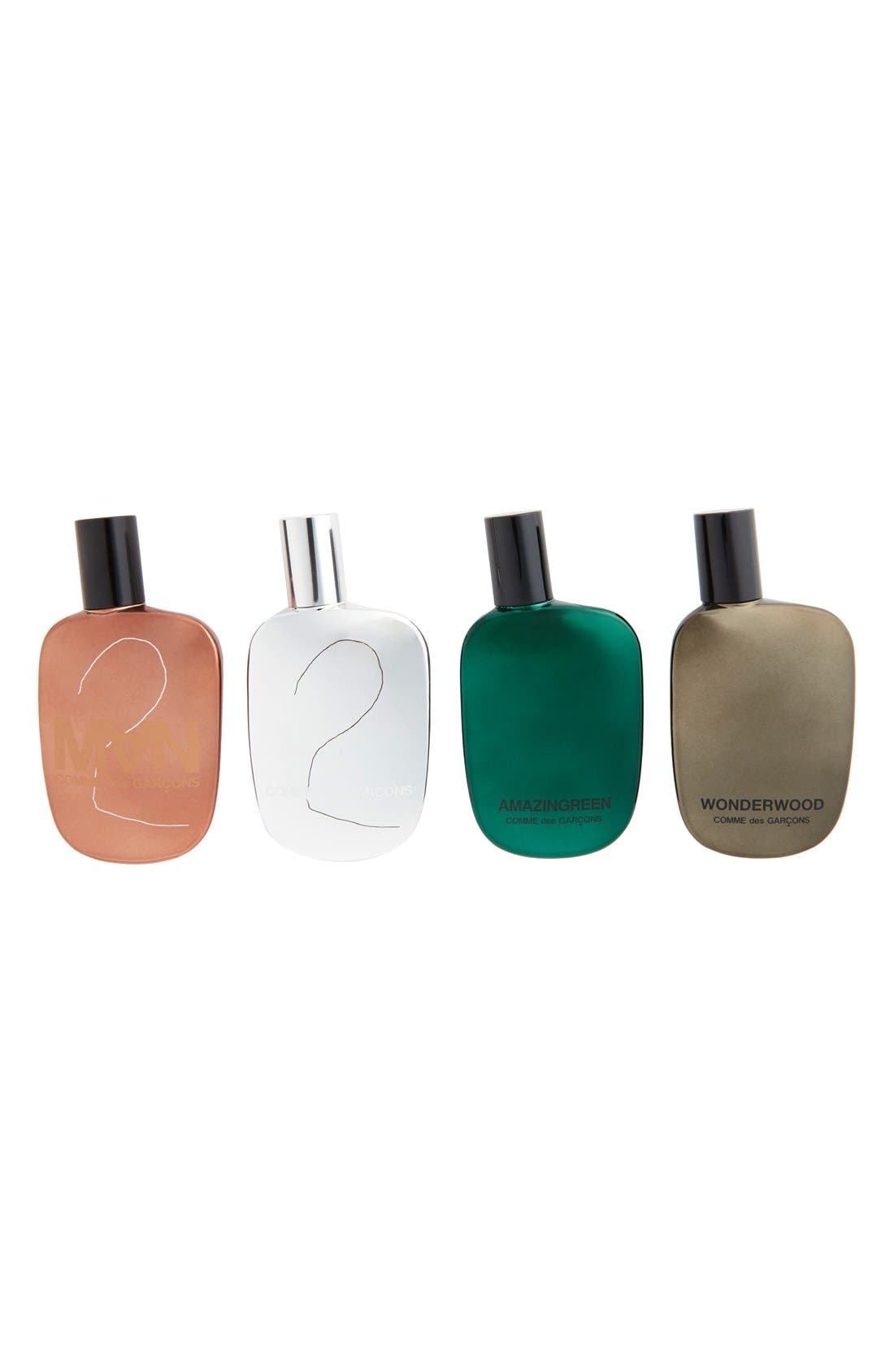 Comme des Garçons Eau de Parfum 4-Piece Pocket Set