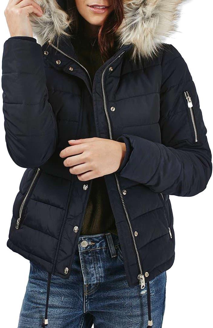 Topshop womens coats and jackets