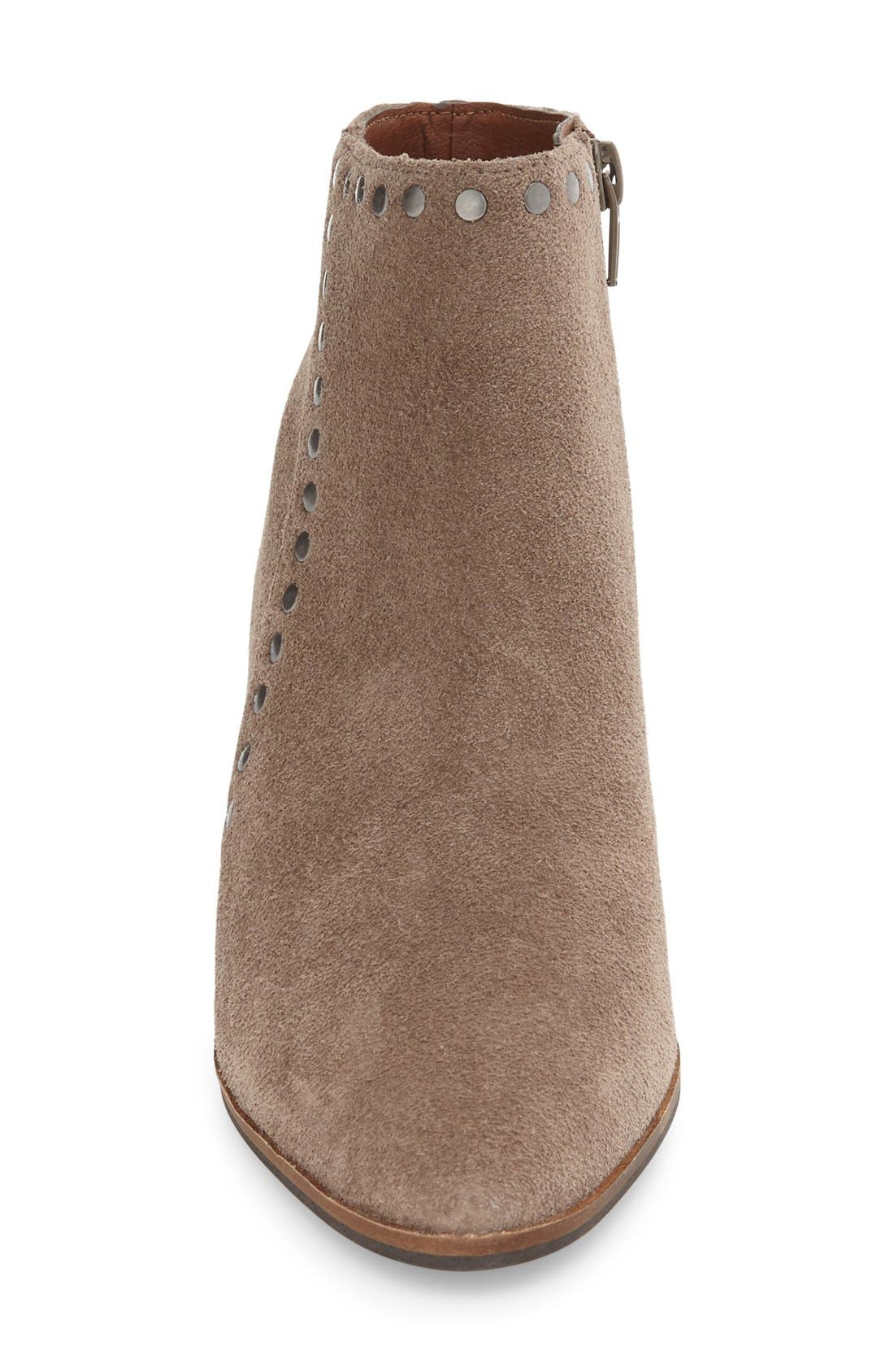 Alternate Image 3  - Lucky Brand Linnea Studded Bootie (Women)