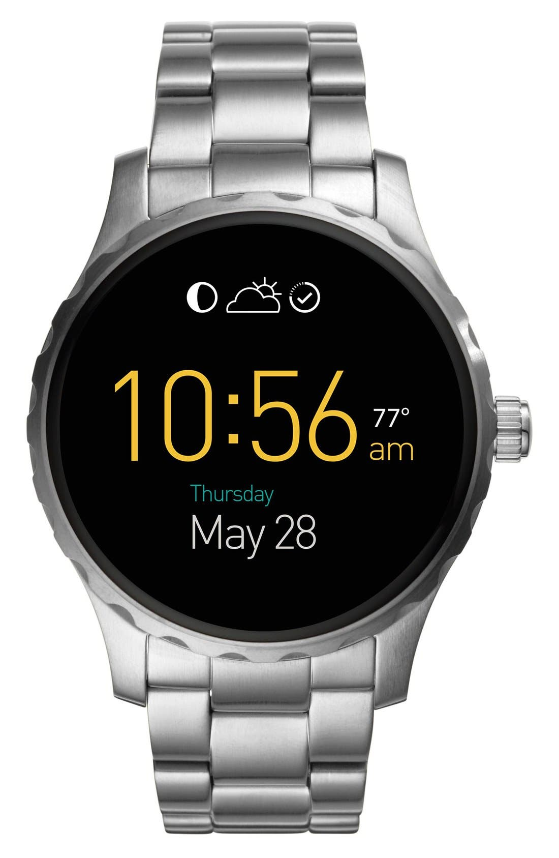 Fossil Q Marshal Digital Smart Bracelet Watch, 45mm