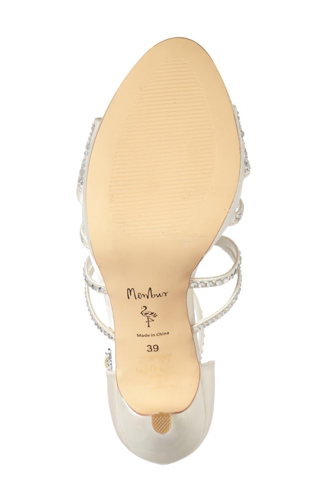 Alternate Image 4  - Menbur Maite Platform Sandal (Women)