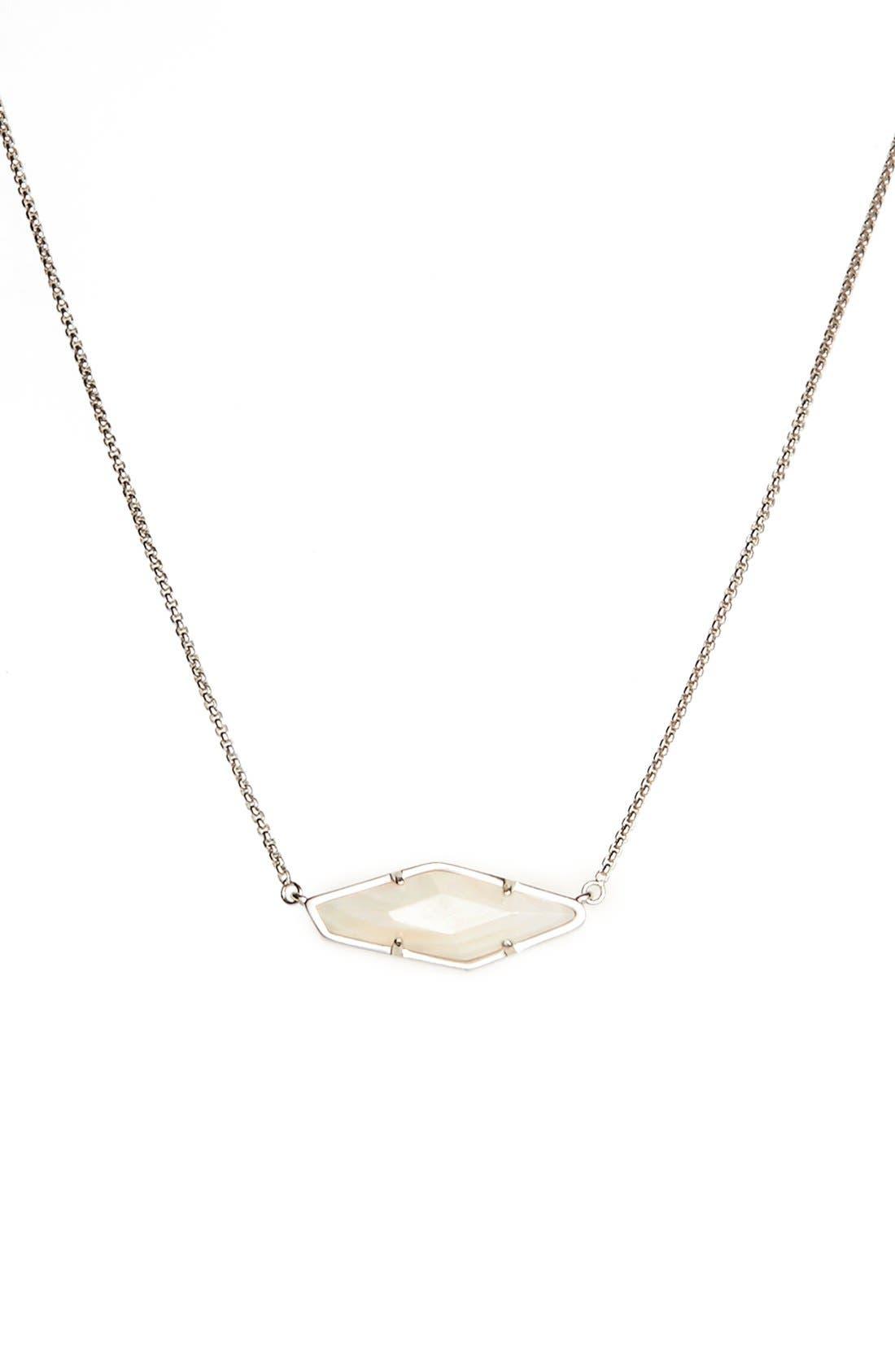 Main Image - Kendra Scott 'Beth' Pendant Necklace