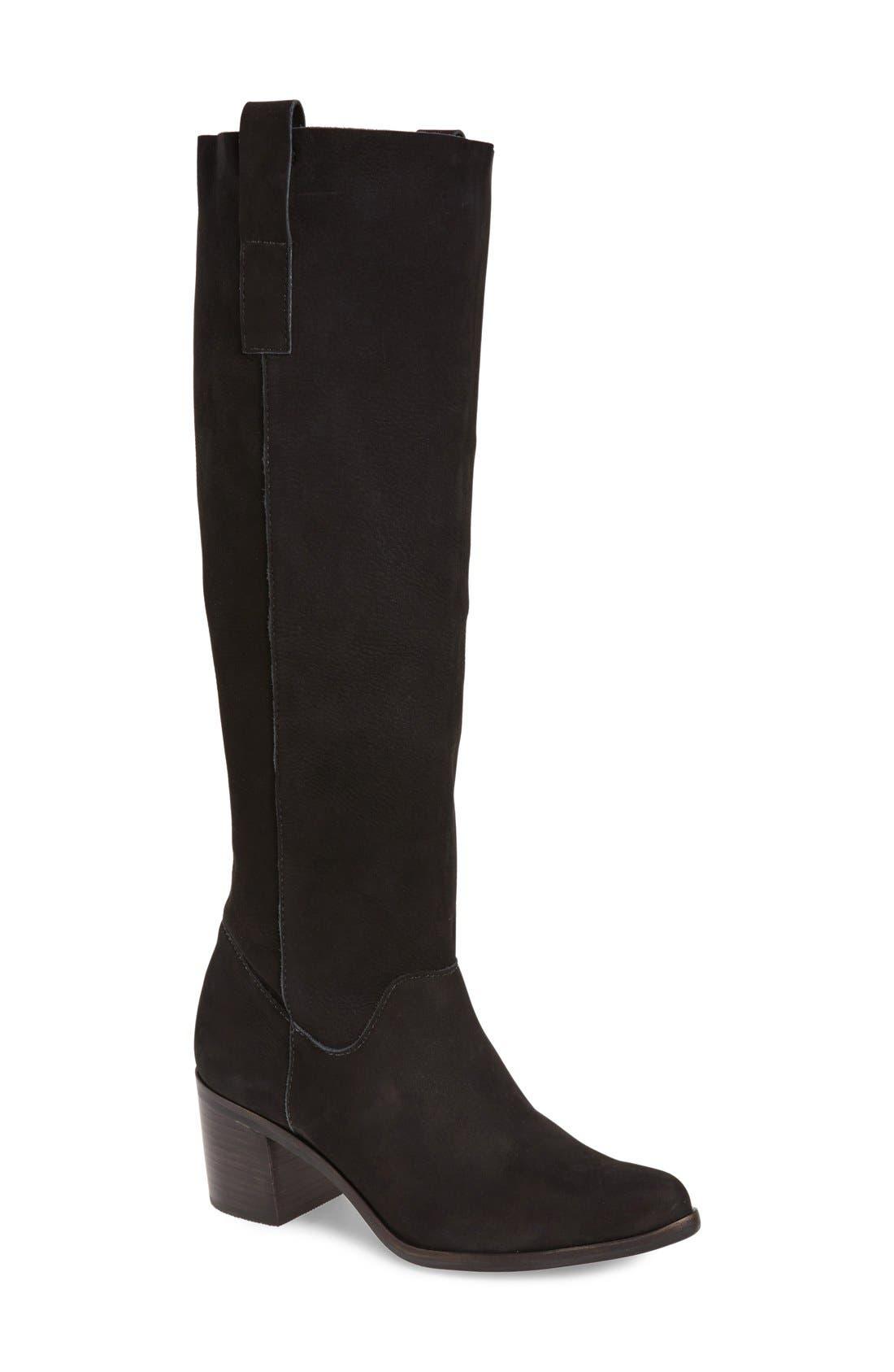 steven by steve madden duval knee high boot