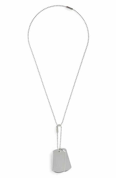 Men S Necklaces Pendant Sterling Silver Amp More Nordstrom