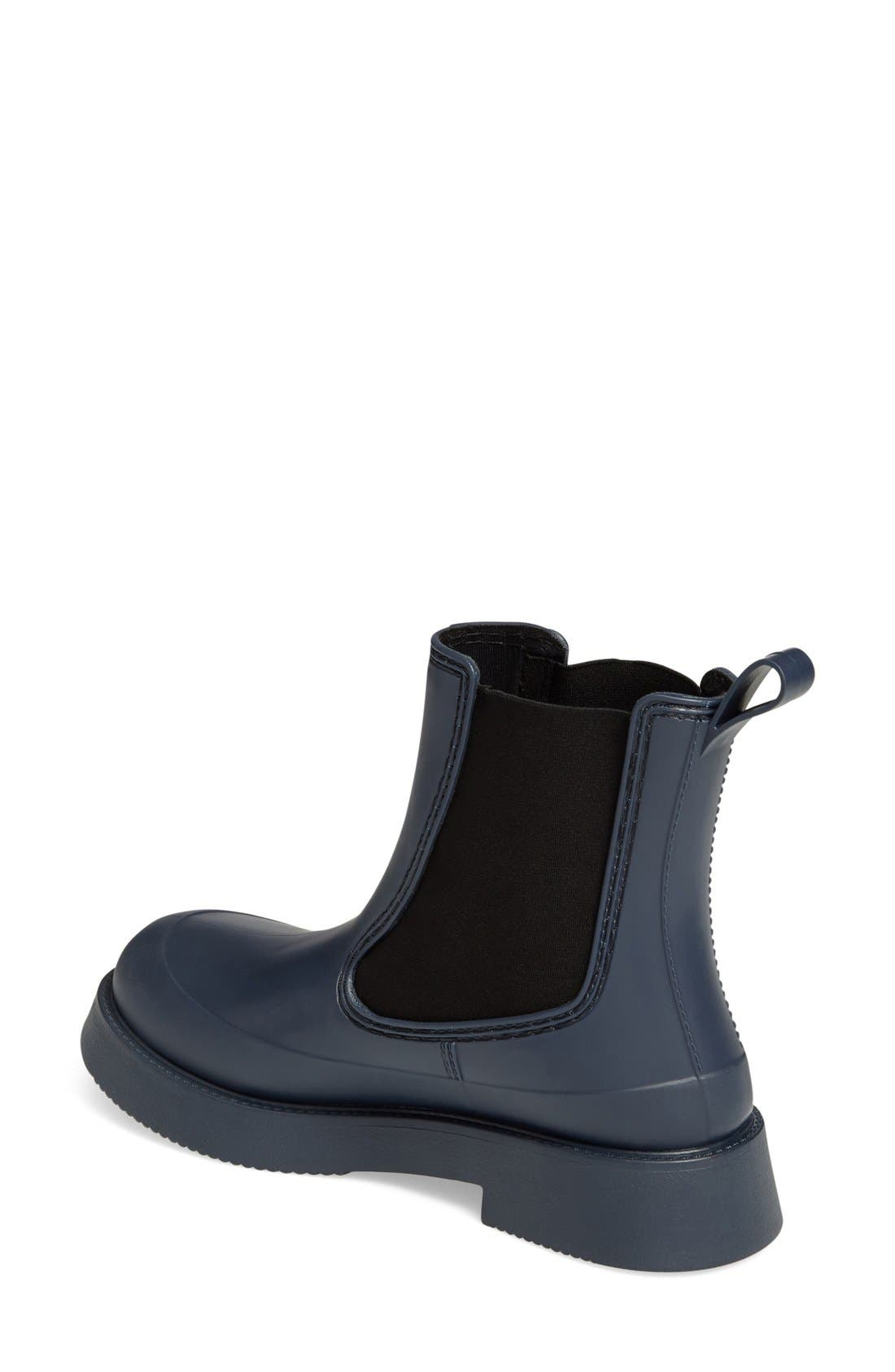 Alternate Image 2  - Jeffrey Campbell El Nino Chelsea Rain Boot (Women)