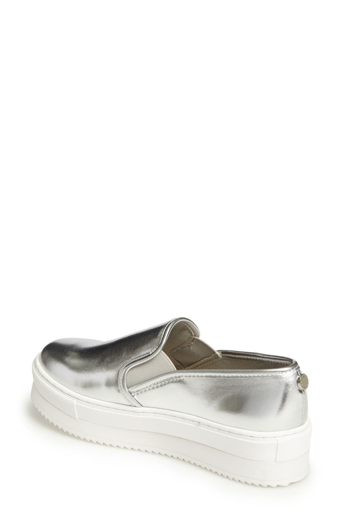 Alternate Image 2  - Steve Madden Slick Platform Sneaker (Women)