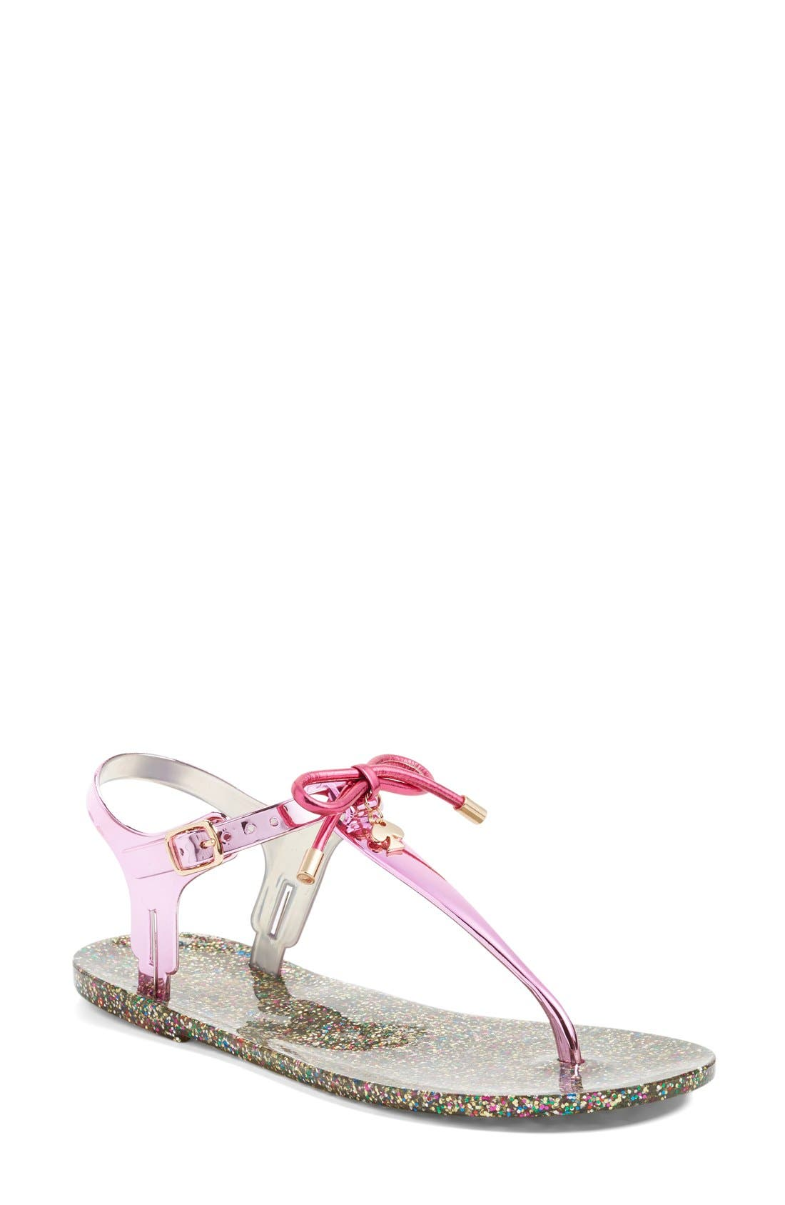 KATE SPADE NEW YORK fanley t-strap sandal